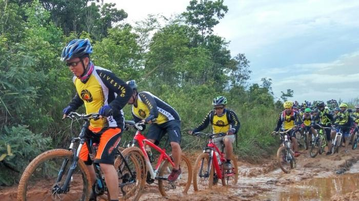 Jersey Sepeda Gunung