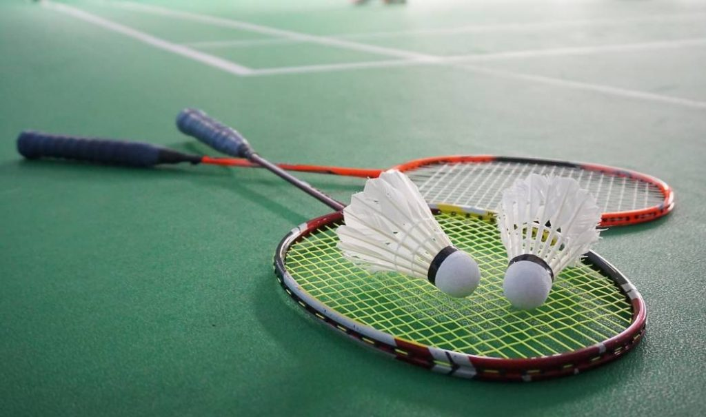 Jersey Badminton Keren